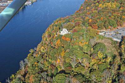 High Above Gillette's Castle...(more to come)!