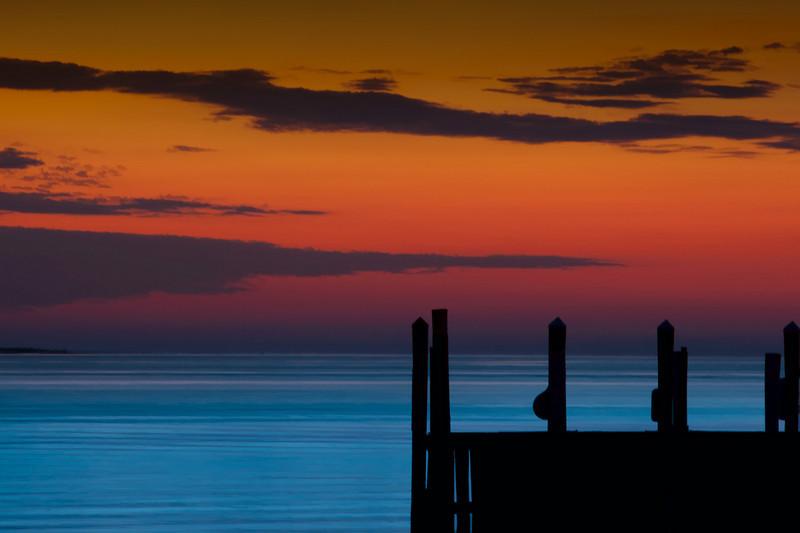 Pre-Dawn East Lyme Horizon IMG_5896- T- T- T