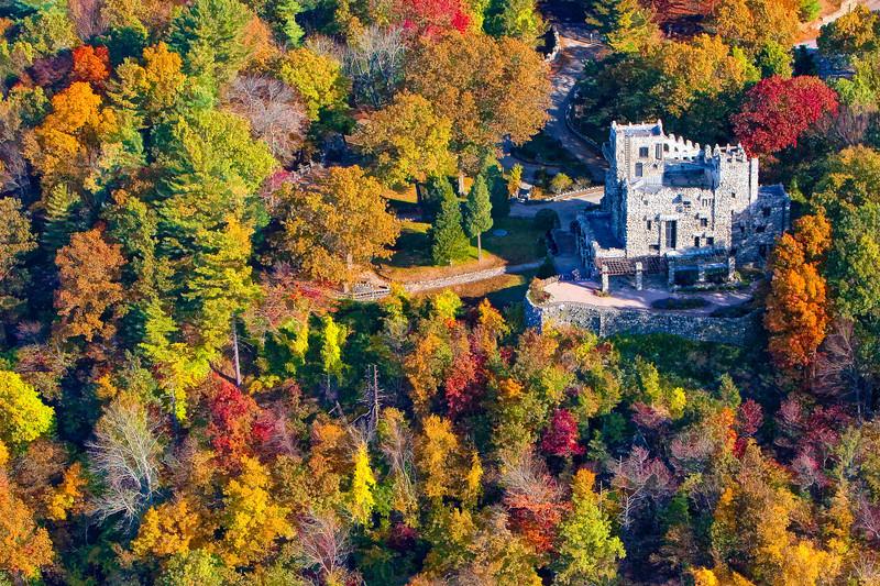 Gillette's Castle Aerial