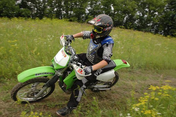 Practice Ride - July 3, 2006