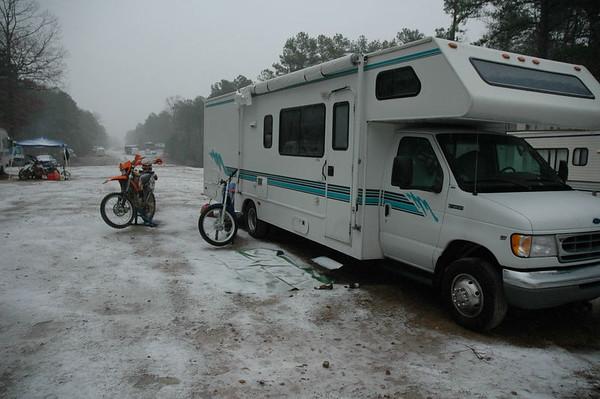 WUDI VIII - Feb 2006 Arkansas Trail Ride