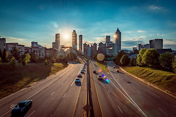 Scott Kelby Worldwide Photo Walk 2016 - Jackson St Bridge, ATL