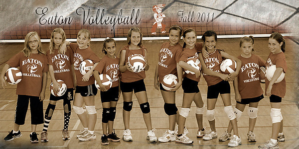 Beth Meagher Volleyball Fall 2011 Fun Team 2