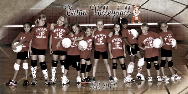 Kuskie Volleyball Fun Team 2 Fall VB