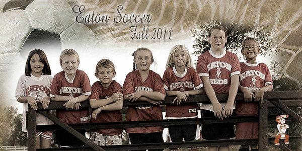 Scott Soccer Fall 2011 Fun Team 2
