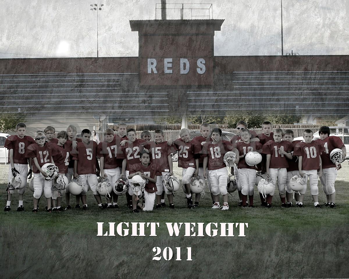 Light Weight Football