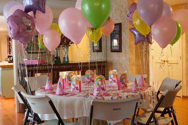 2010 Macie's & Jessica's 15th Birthday Party