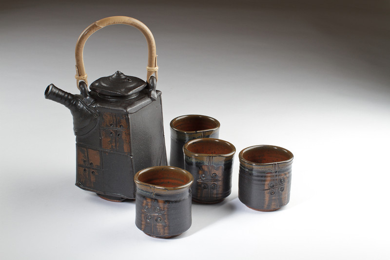 Dark Tea Set