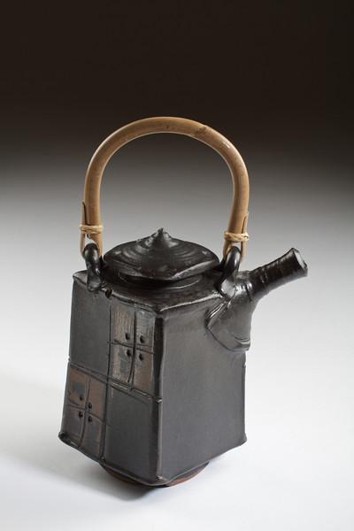 Dark Teapot
