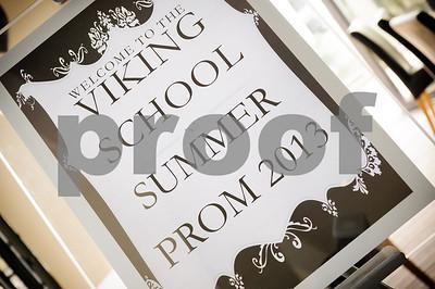 The Viking School Prom Night