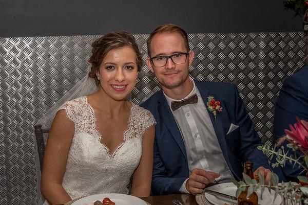 Daniella & Joshua's Wedding