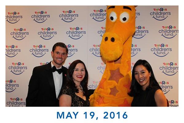 The Toys R Us Children's Fund Gala 2016