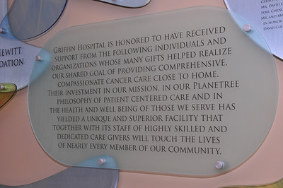 2010 GRIFFIN CANCER CTR