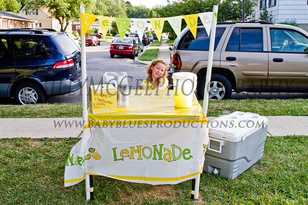 Lemonade Stand - 30 Jun 2011