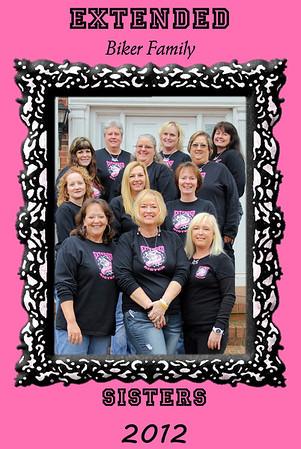 EBF Sisters 2012