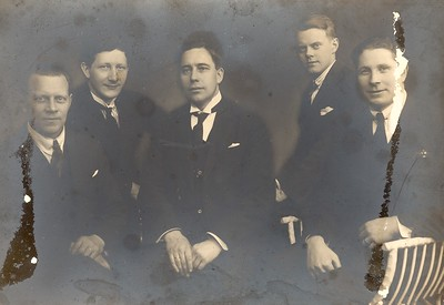 Stjórn ÍSÍ 1926-27