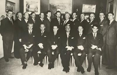 24. Sambandsráðsfundur ÍSÍ 30. janúar 1962.