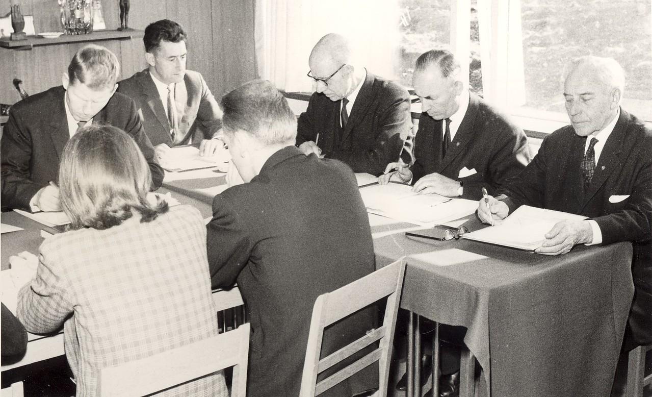 Stofnþing GLÍ 1965