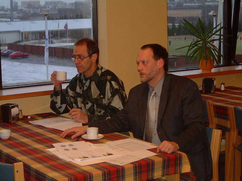 Formannafundur ÍSÍ nóv. 2001