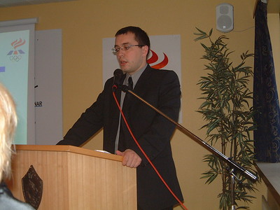 Formannafundur ÍSÍ, nóv. 2001