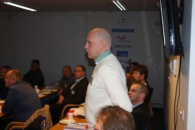 Formannafundur ÍSÍ, 23. nóvember 2012 í Íþróttamiðstöðinni í Laugardal.