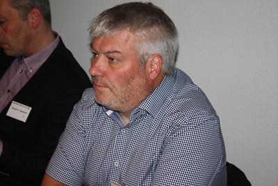 Formannafundur ÍSÍ, haldinn 14. nóvember 2014 í Íþróttamiðstöðinni í Laugardal. Karl Gunnlaugsson, formaður MSÍ.