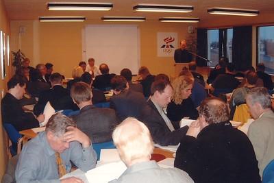 2000 - Formannafundur ÍSÍ
