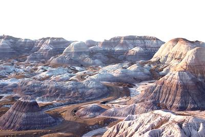 Petrified Forest, Arizona, USA