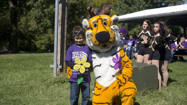 2014 Columbia Walk to End Alzheimer's