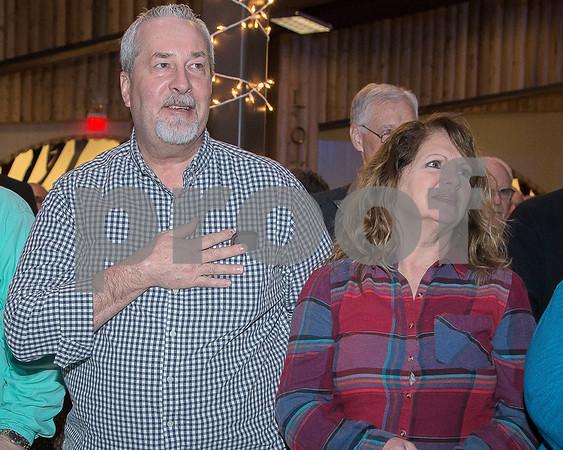 Dave & Debbie Walker