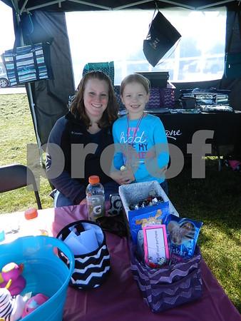 Kaitlyn Stewart and Kara McGonegle
