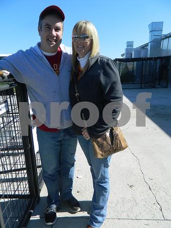 Russ and Danielle O'Rourke