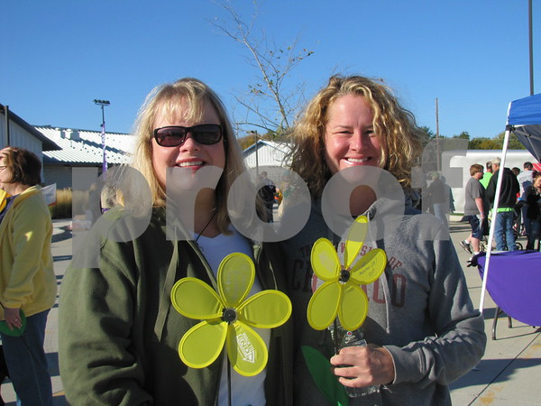 Judy Cerwick and Michelle Nielson
