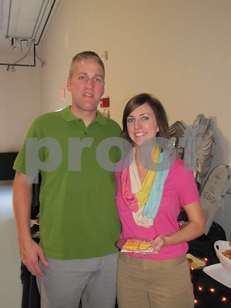 Ryan and Amanda Bjustrom