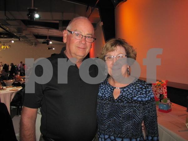 Doug and Mary Conrad