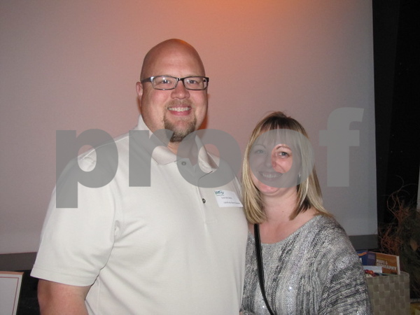 Todd and Joyce McCubbin