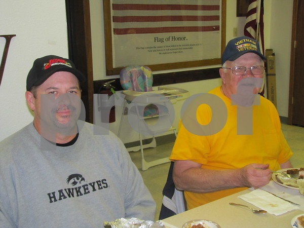 Scott Ludwig and Arnold Gregerson