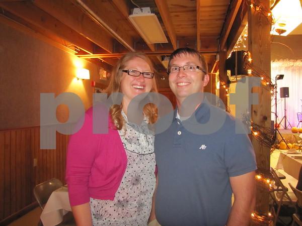 Jolene and Josh Hays