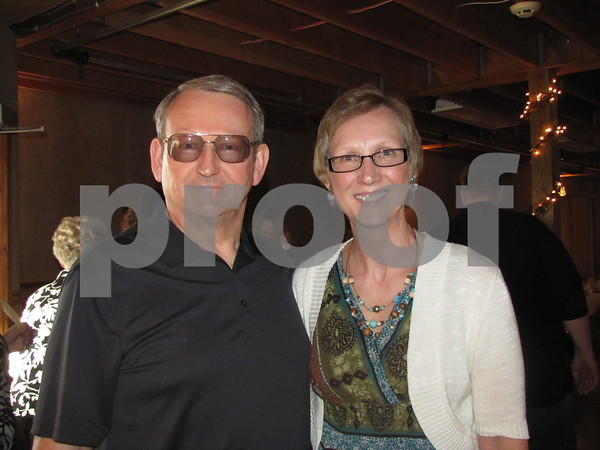 John and Mary Sersland were the speakers at 'A Night for LifeWorks' held at the Opera House in Fort Dodge.  John Sersland is the minister at St. Olaf Lutheran Church.