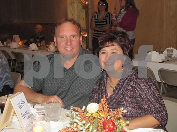Chris and Sheri Steck