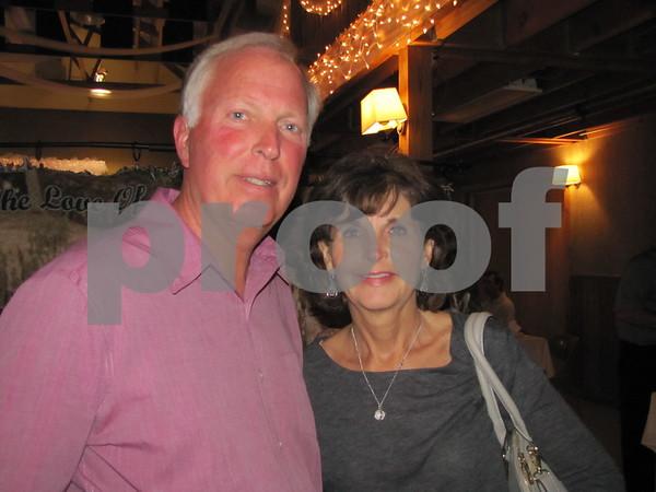 Brian and Deb Shriver