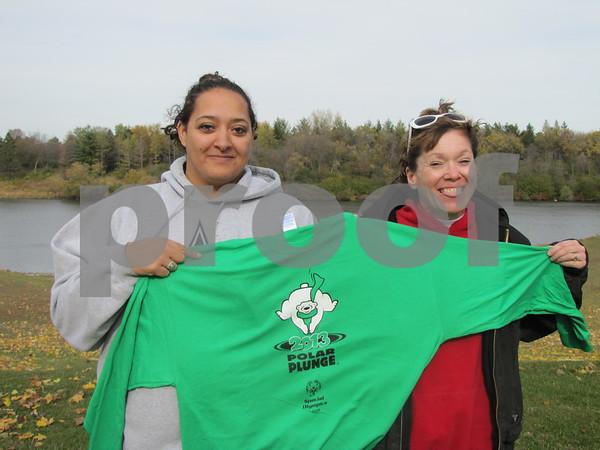 Dawn Beldin and Molly Dankel, 'Two Crazy Girls' team.