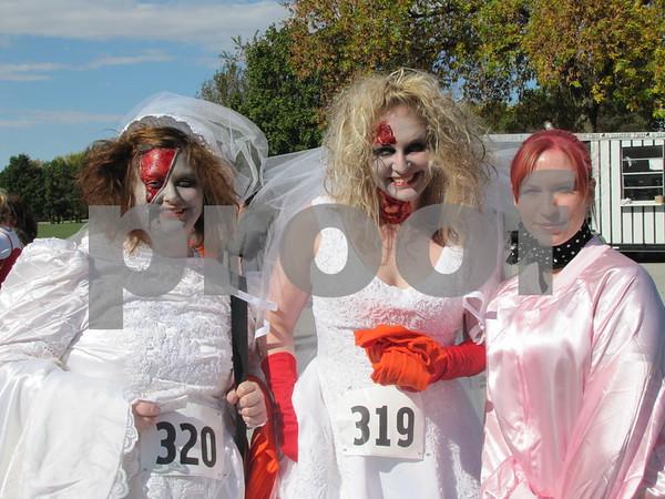 Heather Dailey-Iverson, Kristi May, and Kristen Wheeler