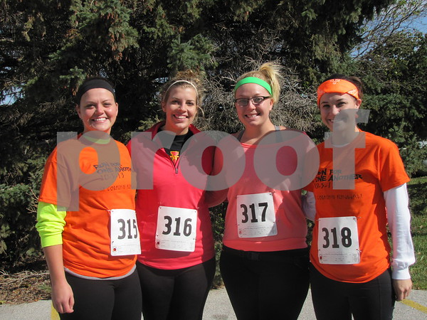 This team of young ladies are Jessica Ritts, Karmen Humke, Stephanie Gaillard, and Lizzy Li.