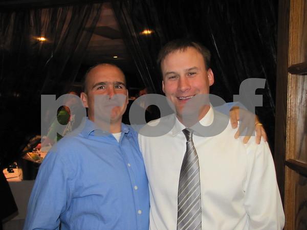 Danny Passow and Travis Wirtz