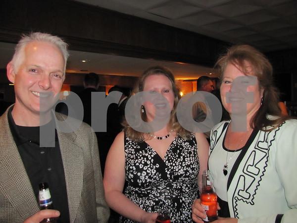 Herb Simpson, Duena Howard, and Dawn Simpson