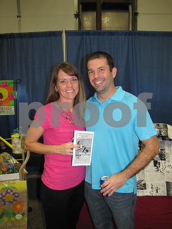 Lisa and Brian Balm