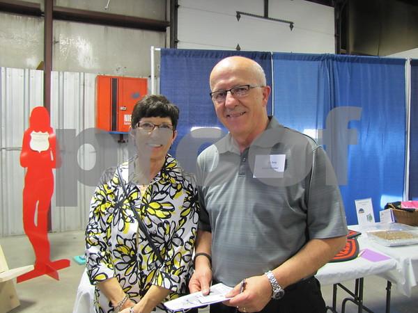 Dani and Kevin Doty, Board Member of DSAOC.