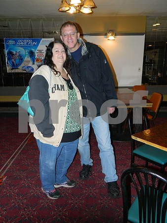 Chary Anderson and Chris Anderson