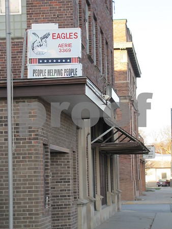 The Eagles Landing in Fort Dodge held a steak fry fundraiser Friday night.